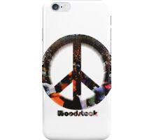 Peace - Woodstock iPhone Case/Skin