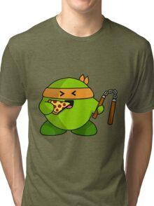 Ninja  snack Tri-blend T-Shirt