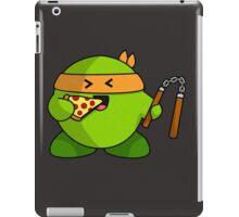Ninja  snack iPad Case/Skin