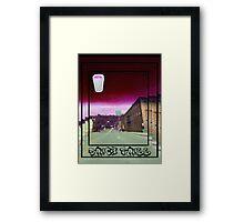 Price Trill Framed Print