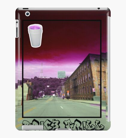 Price Trill iPad Case/Skin
