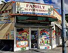 Family Supermarket by Bill Wetmore