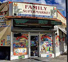 Family Supermarket by njordphoto