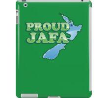 PROUD JAFA (New Zealand Kiwi design) Just another Fing Aucklander iPad Case/Skin