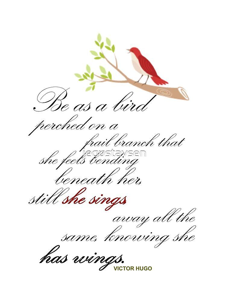 She Sings by jegustavsen