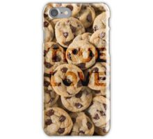 Cookies lover iPhone Case/Skin