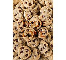 Cookies lover Photographic Print