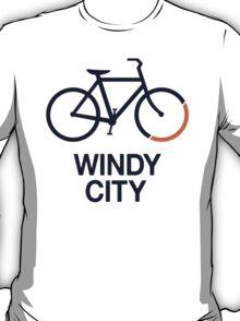 Bike Windy City (v1) T-Shirt