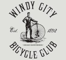 Chicago Bicycle Club by smashtransit
