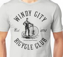Chicago Bicycle Club Unisex T-Shirt