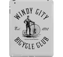 Chicago Bicycle Club iPad Case/Skin