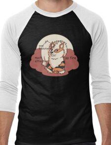 Arcedoge Men's Baseball ¾ T-Shirt
