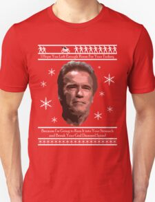 Arnold Christmas - Room for Turkey T-Shirt