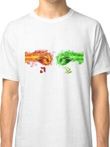 AMD vs Nvidia Classic T-Shirt