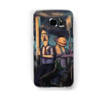 Bert Of The Dead (Samsung) Samsung Galaxy Case/Skin