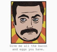 Swanson by MichielvB