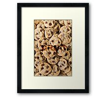 Cookies addict. Framed Print