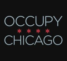 Occupy Chicago by smashtransit