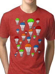 Hot air balloons Tri-blend T-Shirt