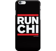 Run Chicago (v2) iPhone Case/Skin