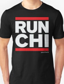 Run Chicago (v2) Unisex T-Shirt