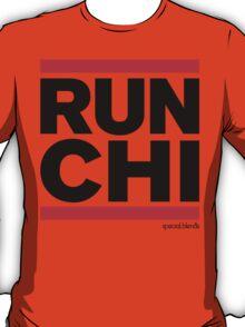 Run Chicago (v3) T-Shirt