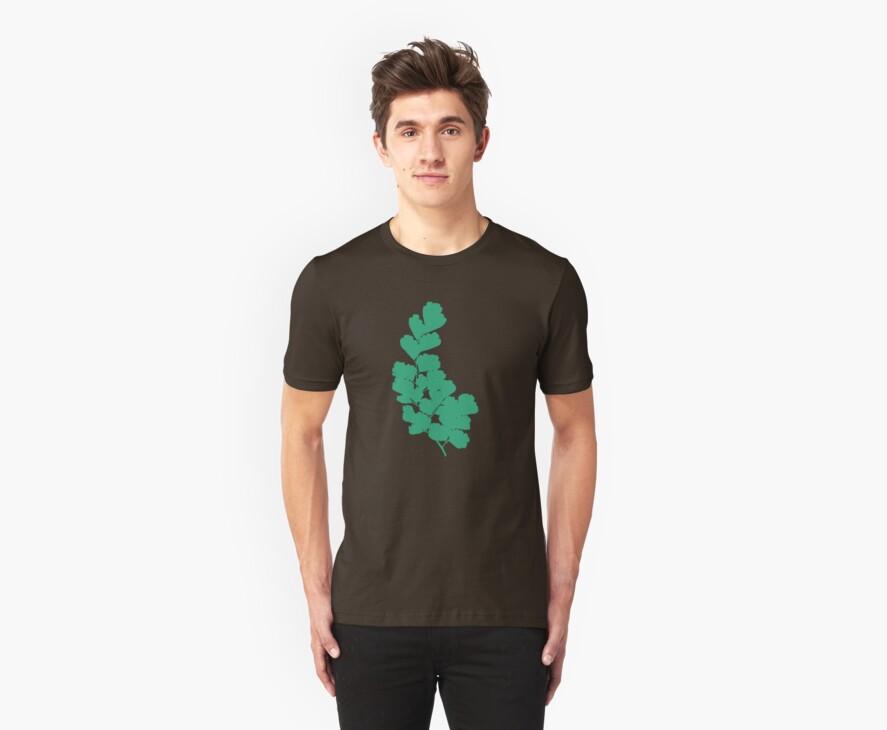 Maidenhair Fern (Green) by RoamngNaturalst
