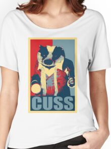 What the cuss? Women's Relaxed Fit T-Shirt