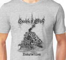 "ENDSTATION: ""Train"" scene Unisex T-Shirt"