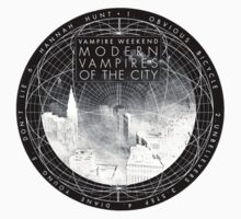 Modern Vampires of the City Sphere - Black by exeters