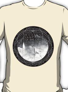 Modern Vampires of the City Sphere - Black T-Shirt