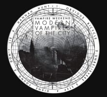 Modern Vampires of the City Sphere - White by exeters