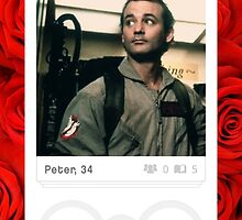 Peter's on Tinder. by themonkeylab