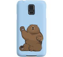 Waving Bear Samsung Galaxy Case/Skin