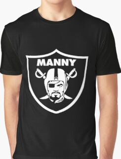Filipino Raider Manny Pacquiao by AiReal Apparel Graphic T-Shirt