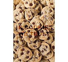 IN COOKIES WE TRUST Photographic Print