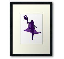 Mistletoe LeBlanc Framed Print