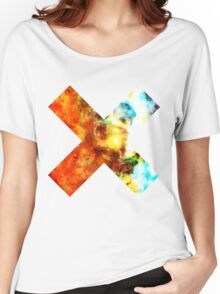 Carina Nebula Galaxy Shirt Version 1 | Mathematix Women's Relaxed Fit T-Shirt