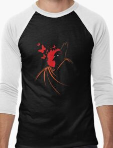 The Monarch: the animated series Men's Baseball ¾ T-Shirt