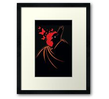 The Monarch: the animated series Framed Print