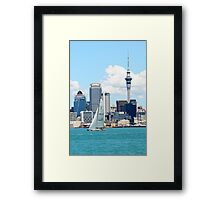 Auckland Framed Print