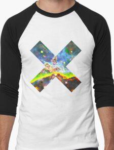 Expanse of God's Universe | Galaxy Mathematix Men's Baseball ¾ T-Shirt