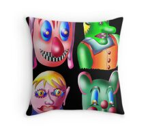 Celebrate being different in 2014 Throw Pillow