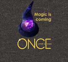 once upon a time, season 4, Sorcerers hat, magic is coming, OUAT, OUAT S4, version 2 Unisex T-Shirt