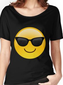 Cool Emoji Women's Relaxed Fit T-Shirt