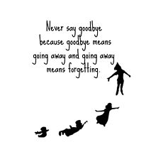 Peter Pan Quote  by jonnarogers