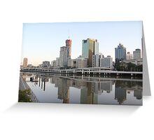 Brisbane 5am Greeting Card