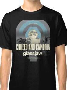 coheed and cambria color before the sun Tour 2016 RP01 Classic T-Shirt