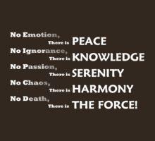 Code of the Jedi by Zachariah Glubka