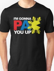 Pacquiao PAC YOU Up by AiReal Apparel Unisex T-Shirt